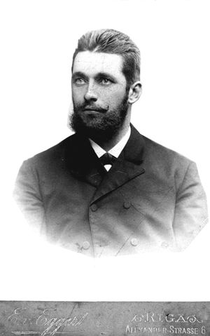 инженер А. Г. Гансберг