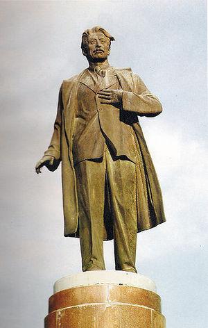 Абдурахманов Фуад Гасан оглы - скульптор — OurBaku Премия на Работе